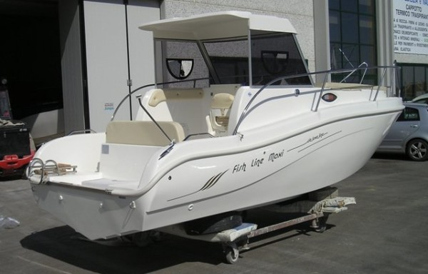 BELLINGARDO CABIN FISHER 650